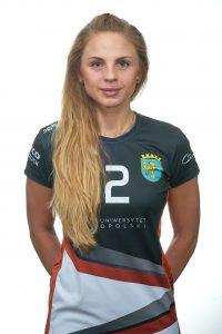 Magdalena Kuziak - libero