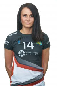 Dominika Witowska - środkowa