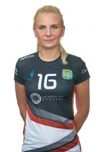 Joanna Moczko - środkowa