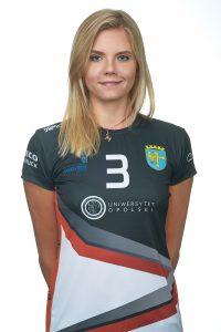 Natalia Strózik - przyjmująca (kapitan)