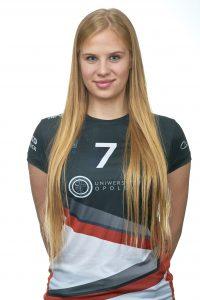 Daria Dąbrowska - przyjmująca