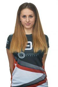 Monika Głodzińska - atakująca