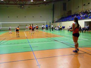 Polonia Łaziska Górne – ECO UNI Opole 0:3