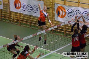 ECO UNI Opole - Częstochowianka Częstochowa 3:0